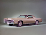 Cadillac Fleetwood Eldorado 1968 photos