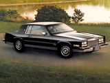 Cadillac Eldorado 1983 wallpapers