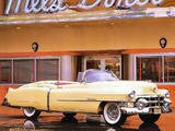 Photos of Cadillac Eldorado Convertible 1953