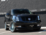 MCP Racing Cadillac Escalade 2010 wallpapers
