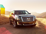 Cadillac Escalade 2014 wallpapers