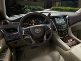 Cadillac Escalade ESV 2014 wallpapers
