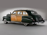 Cadillac Fleetwood Seventy-Five Sedan by Bohman & Schwartz 1949 images
