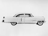 Cadillac Fleetwood Sixty Special (6019X) 1954 wallpapers