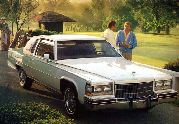 1980 Cadillac Fleetwood Picture Exterior Bed Mattress Sale