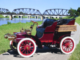 Cadillac Model B Touring 1904 pictures
