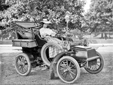 Pictures of Cadillac Model B Runabout 1904
