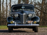 Cadillac Series 72 Formal Sedan by Fleetwood (7233-F) 1940 photos