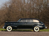 Images of Cadillac Series 72 Formal Sedan by Fleetwood (7233-F) 1940