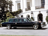 Cadillac Fleetwood Seventy-Five Presidential Limousine 1984 wallpapers