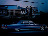 Pictures of Cadillac Fleetwood Seventy-Five 1974