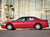 Cadillac Seville STS UK-spec 1998–2004 images