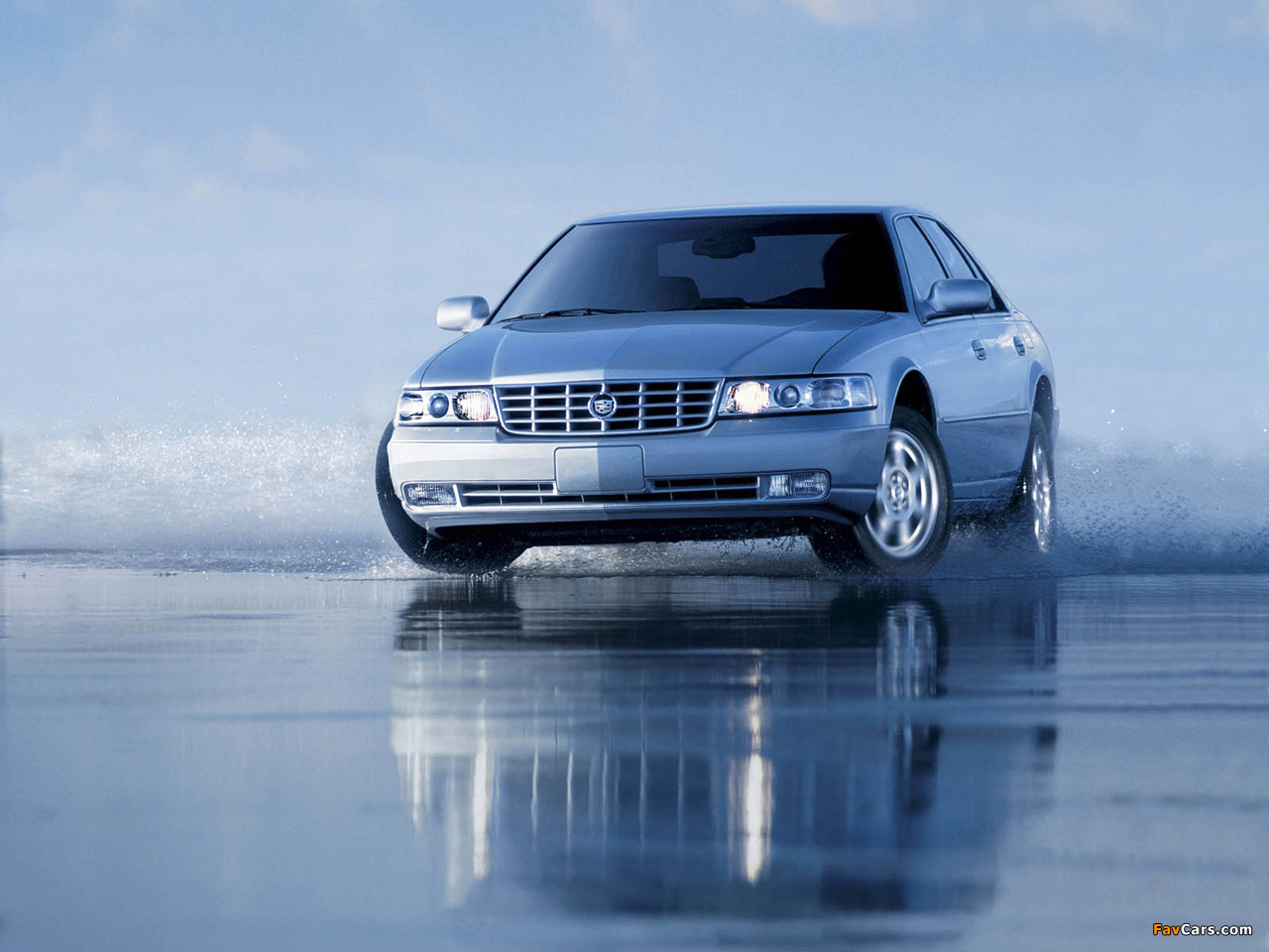 Cadillac Seville Sts 1998 2004 Wallpapers 1280x960