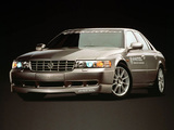 Pictures of Cadillac Seville STS Pace Car 2000