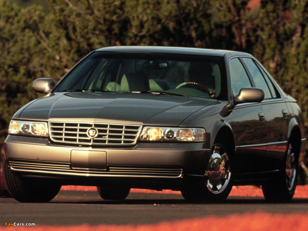 Wallpapers Of Cadillac Seville Sls 1998 2004 1024x768