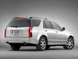 Images of Cadillac SRX 2004–09