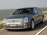 Images of Cadillac STS 2005–07
