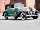 Cadillac V16 All-Weather Phaeton by Fleetwood 1930 wallpapers