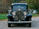 Cadillac V16 452-B Imperial Sedan by Fleetwood 1932 photos