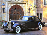 Cadillac V16 Series 90 Aerodynamic Coupe by Fleetwood 1936 wallpapers