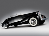 Images of Cadillac V16 Series 90 Dual Cowl Custom Sport Phaeton 1937