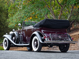 Photos of Cadillac V16 452-B All Weather Phaeton by Fisher (32-16-273) 1932