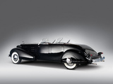 Cadillac V16 Series 90 Dual Cowl Custom Sport Phaeton 1937 wallpapers