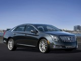 Cadillac XTS 2012 wallpapers