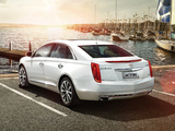 Photos of Cadillac XTS CN-spec 2013