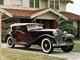 Isotta-Fraschini Tipo 8A Dual Cowl Phaeton by Castagna 1930 wallpapers
