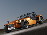 Caterham Seven Superlight R400 2007 wallpapers