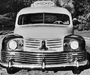 Images of Checker Model D Taxi Cab Prototype 1946