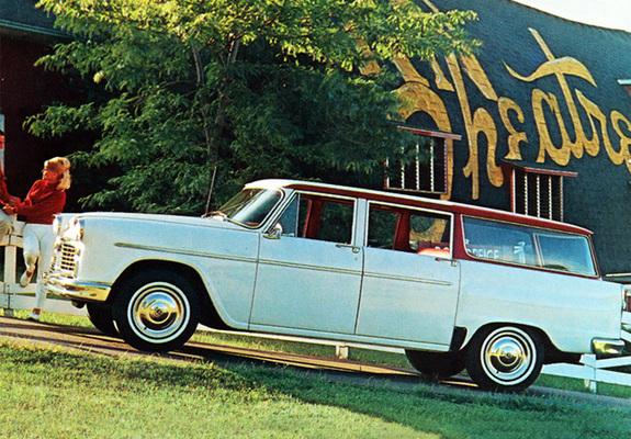 checker marathon station wagon a12w 1963 68 pictures. Black Bedroom Furniture Sets. Home Design Ideas