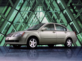 Images of Chery A5 2006–10
