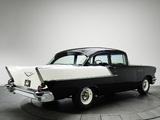 Chevrolet 150 2-door Sedan (1502-1211) 1957 wallpapers