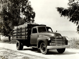 Images of Chevrolet 4400 Stake Truck (4409) 1949