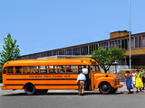 Chevrolet 6700 School Bus by Superior (Y-6702) 1953 pictures