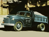 Images of Chevrolet 6100 Chassis Cab (VV-6103) 1952
