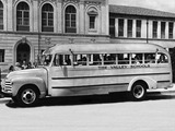 Pictures of Chevrolet 6700 School Bus by Superior (RX-6702) 1948