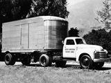 Chevrolet 6100 Chassis Cab (RV-6103) 1948 wallpapers