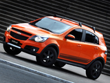 Chevrolet Agile Crossport Concept 2010 pictures