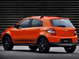 Pictures of Chevrolet Agile Crossport Concept 2010