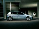 Chevrolet Astra OPC 5-door 2007 pictures