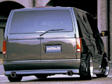 WALD Chevrolet Astro 1995–2005 wallpapers