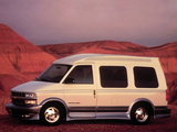 Images of Chevrolet Astro Conversion Van 1995–2005