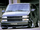 Pictures of WALD Chevrolet Astro 1995–2005