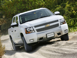 Chevrolet Avalanche Z71 2007–12 photos