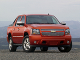 Images of Chevrolet Avalanche 2006–12