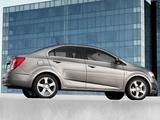 Chevrolet Aveo Sedan 2011 images