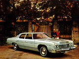 Chevrolet Bel Air Sedan (1K-69) 1973 wallpapers